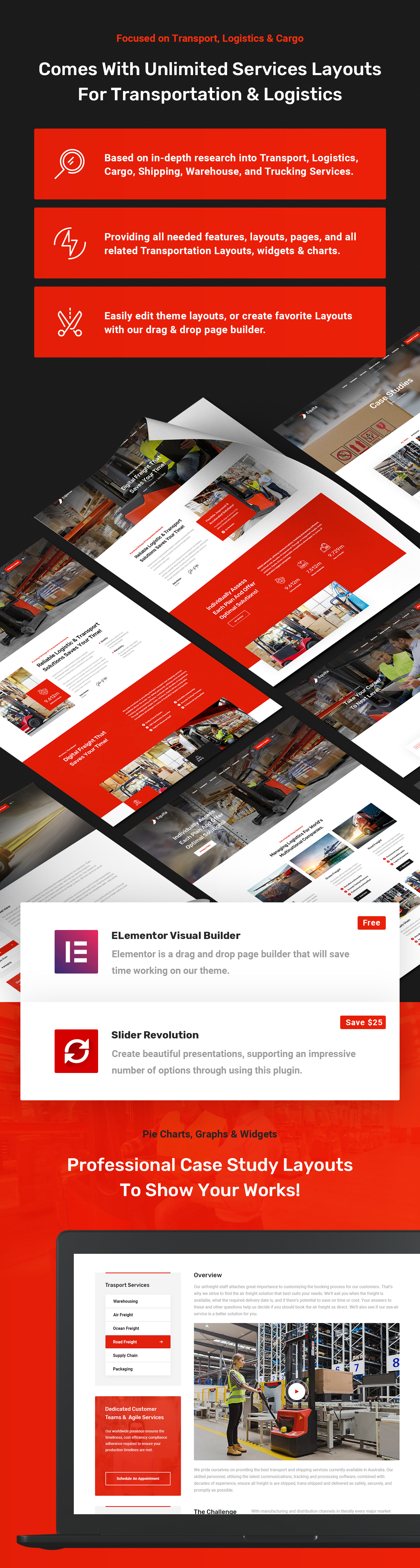 Equita - Logistics Cargo WordPress Theme - 7